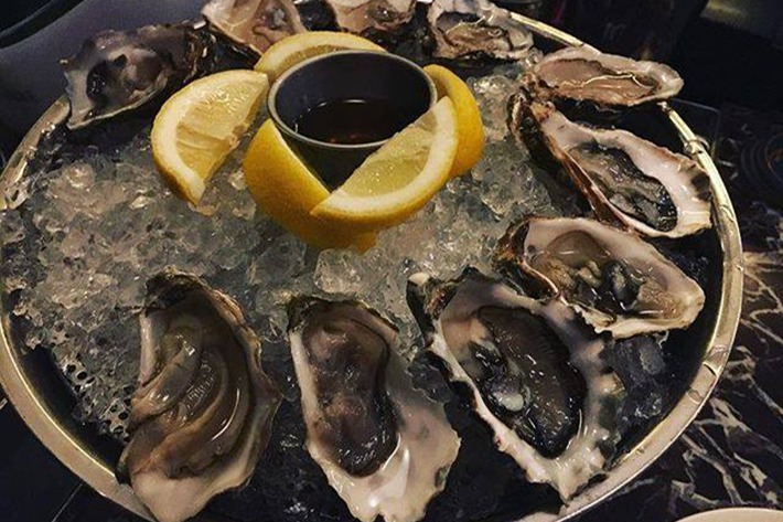 The Black Swan Oysters