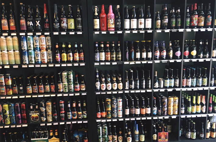 Thirsty Craft Beer Shop