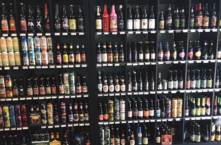 Thirsty Craft Beer Shop