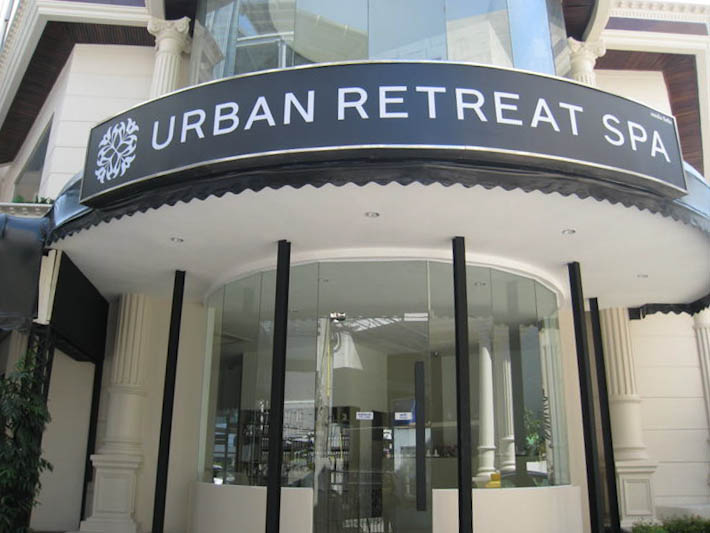 Urban Retreat