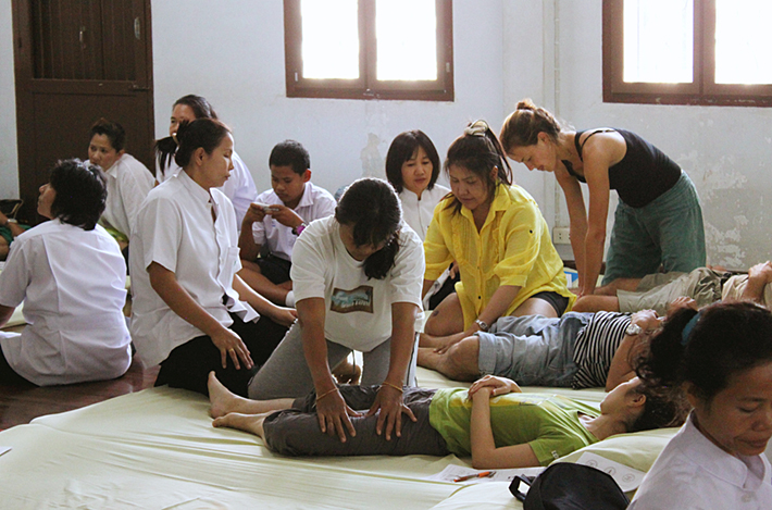 Watpo Thai Traditional Massage School