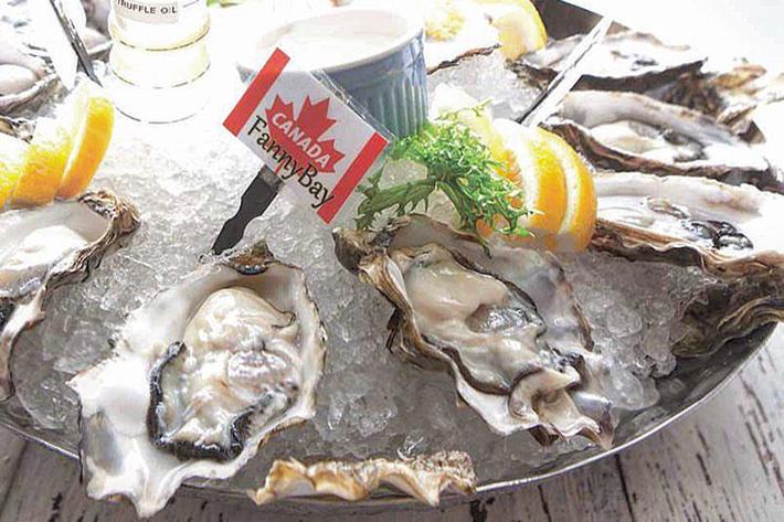 Wharf Oyster Bar