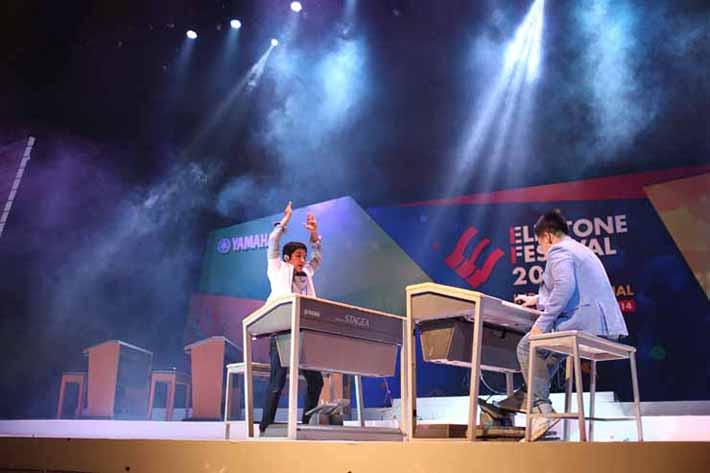Asia Pacific Electone Festival