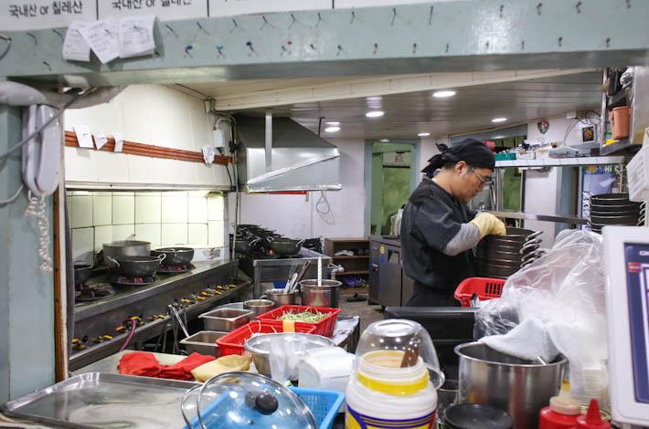 Bada Sikdang Kitchen