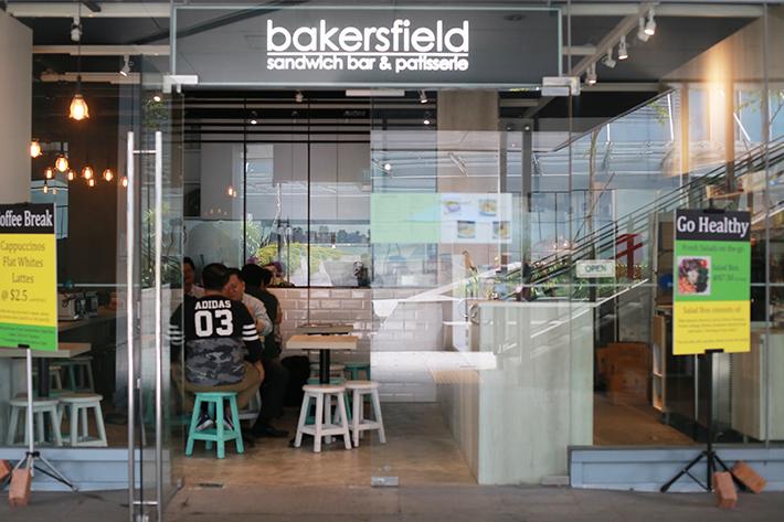 Bakersfield Cafe