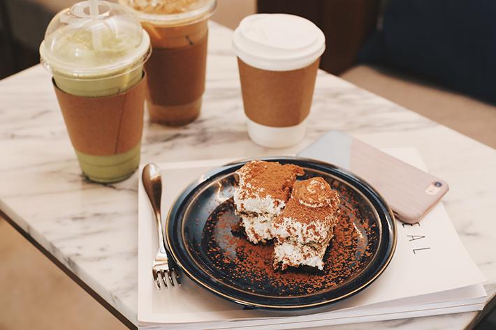 Coffee Faktory Tiramisu