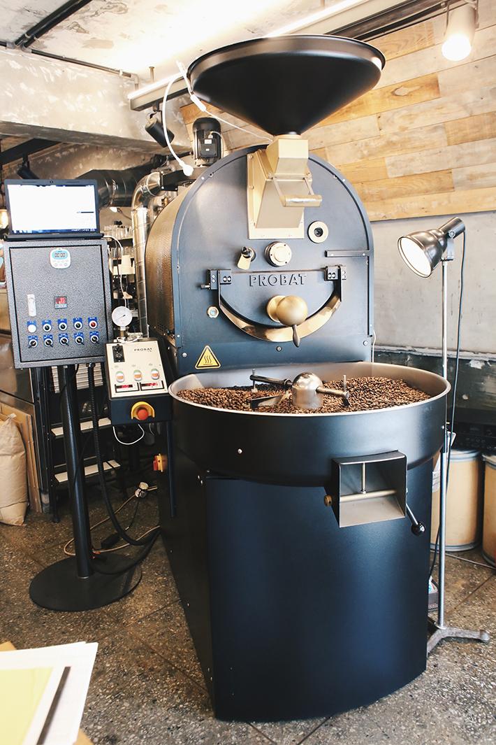 Coffee Faktory Roaster