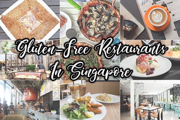 Gluten Free Restaurants Singapore