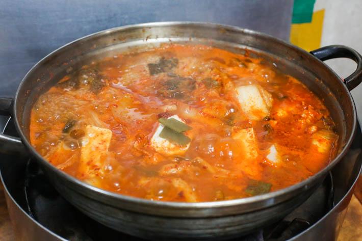 Gwanghwamun Jip Kimchi Jjigae