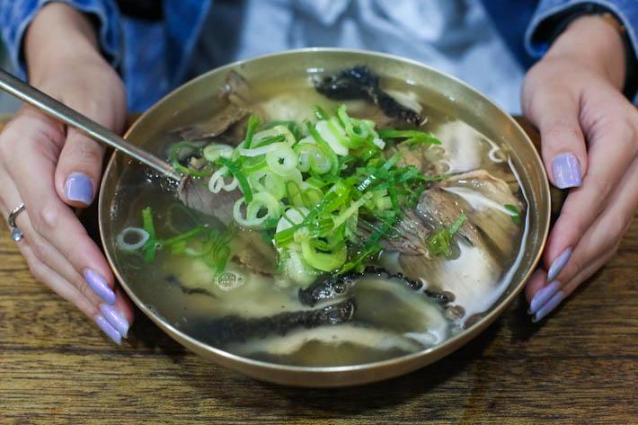 Hadongkwan Special Gomtang