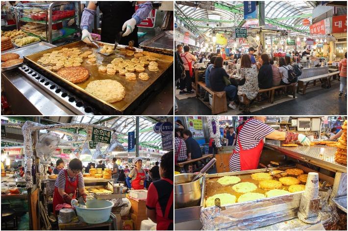 Mungbean Pancake Seoul