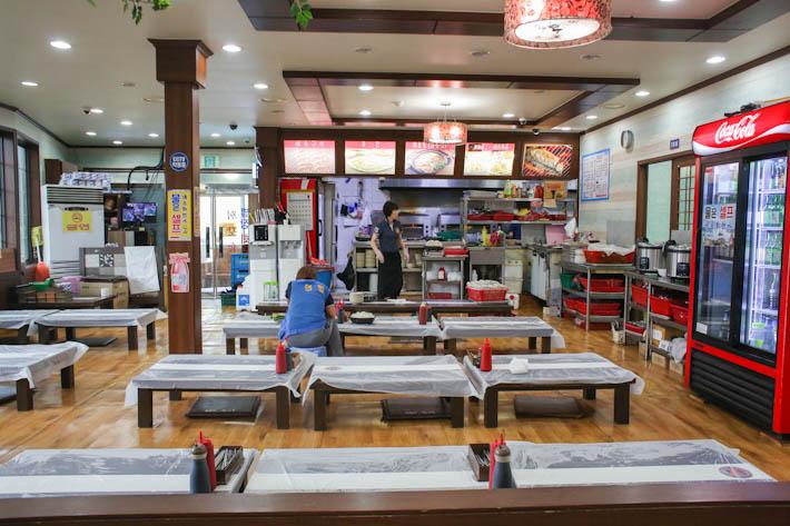Noryangjin Fisheries Restaurant