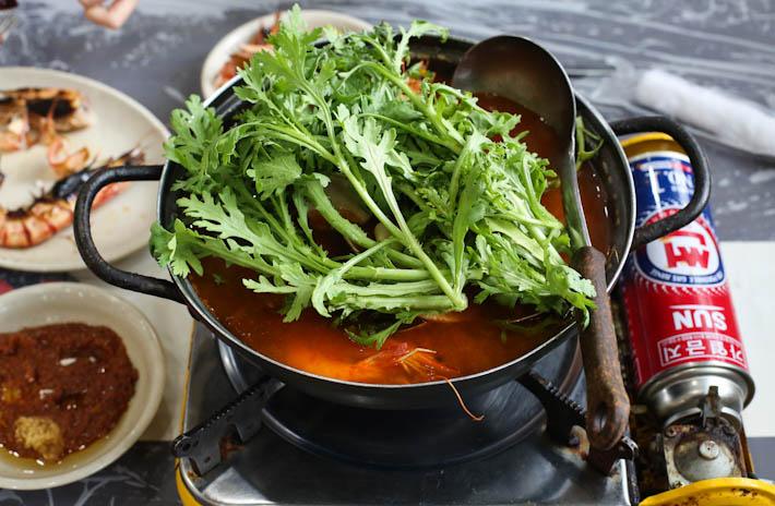 Noryangjin Seafood Stew