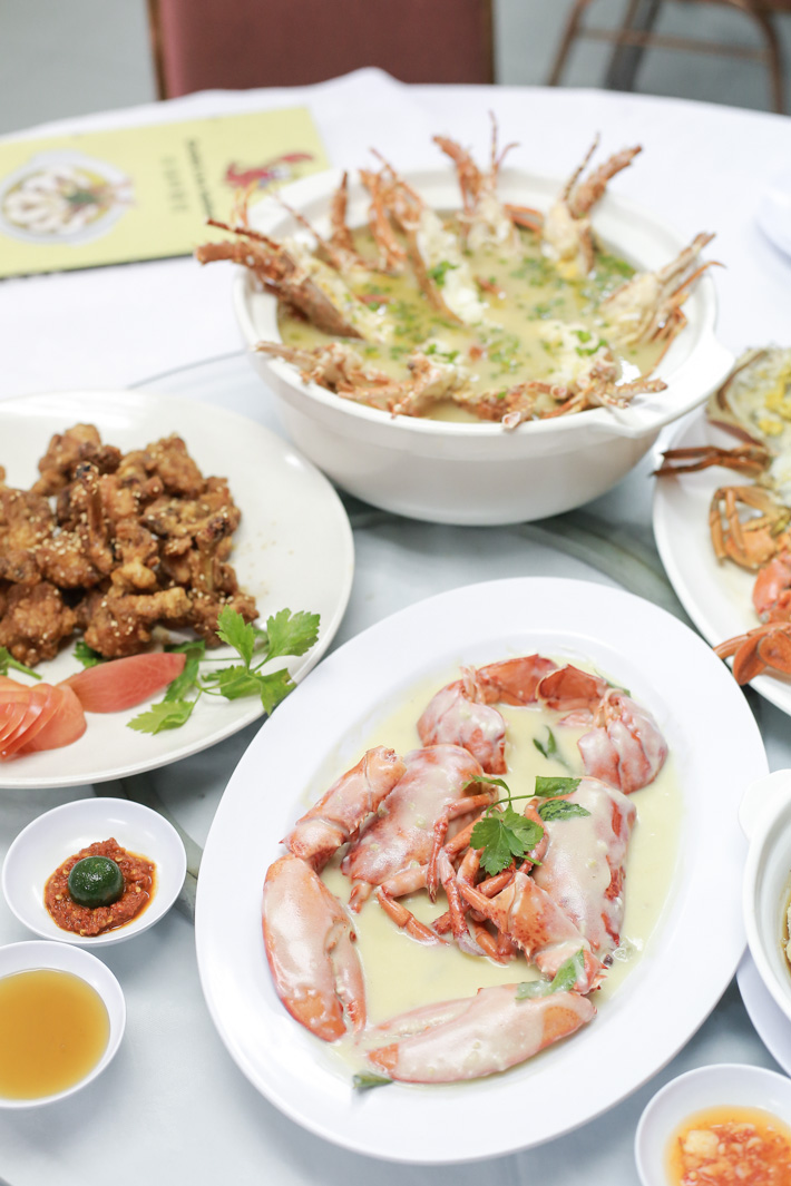 Orchid Live Seafood Restaurant Singapore