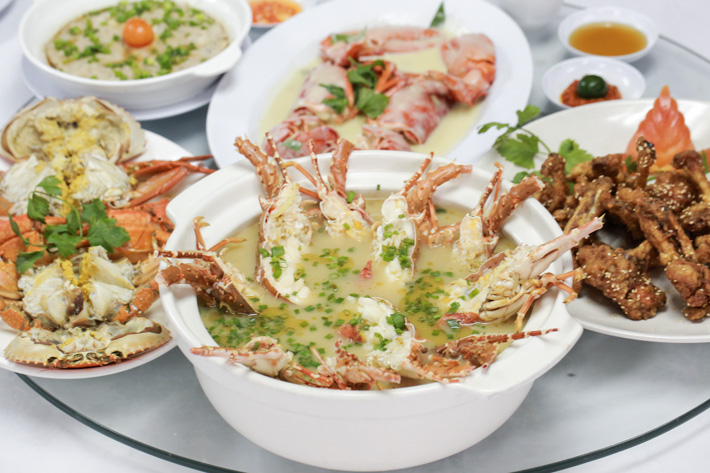 Orchid Live Seafood Restaurant