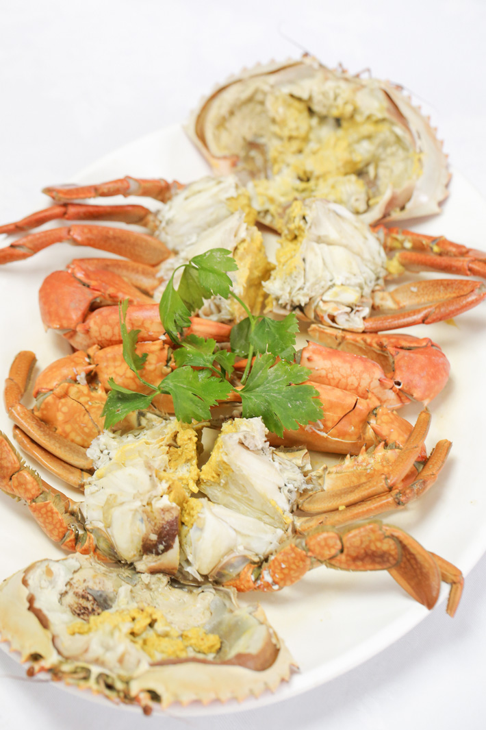 Orchid Live Seafood Teochew Cold Crab