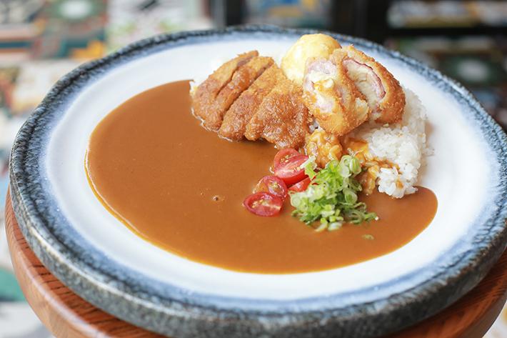 Otoko Japanese Curry Rice