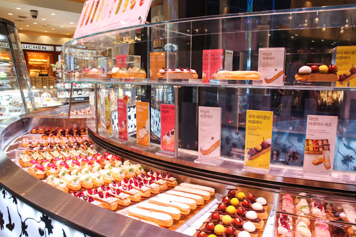 Passion 5 Eclairs