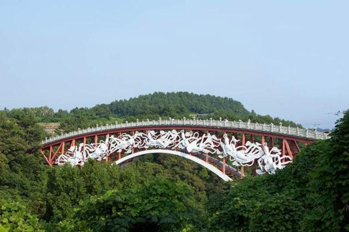 Seonimgyo Bridge Jeju