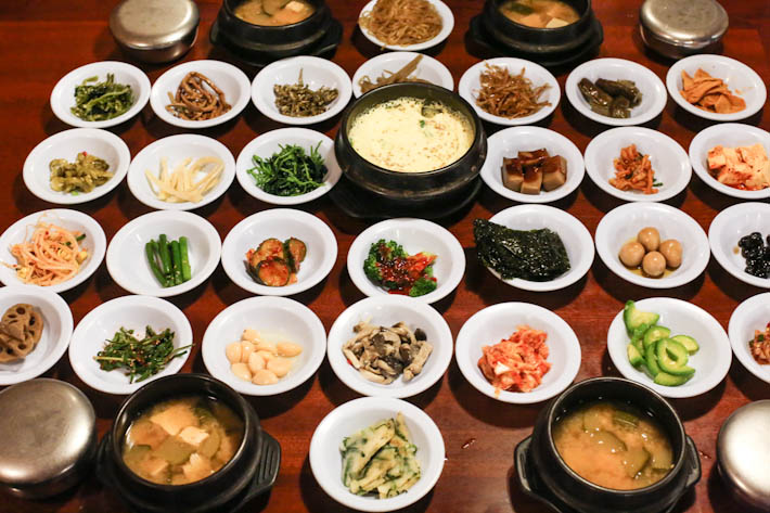 Sigol Bapsang Dishes