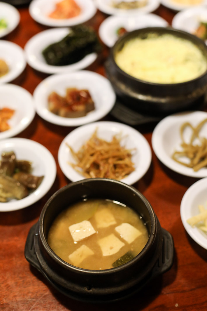 Sigol Bapsang Soy Bean Paste Stew
