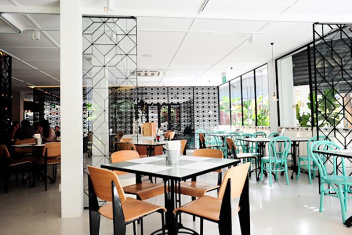Skyve-Restaurant