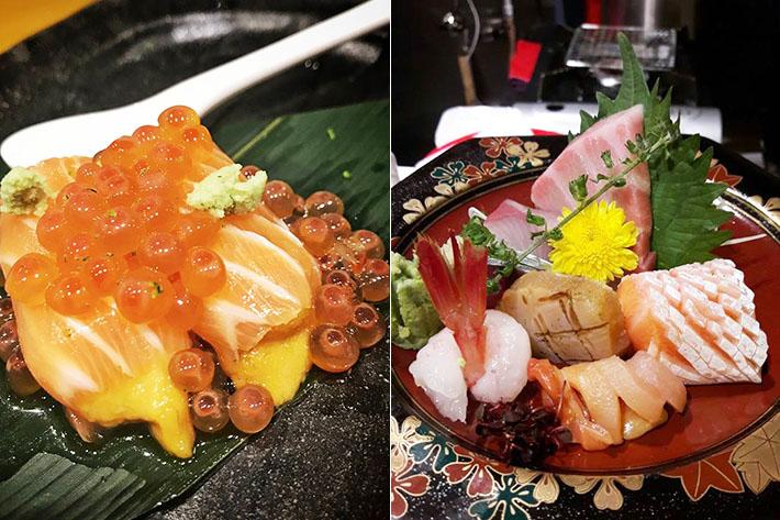 Southpaw Bar Sushi
