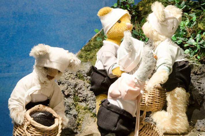 Teddy Bear Museum Jeju