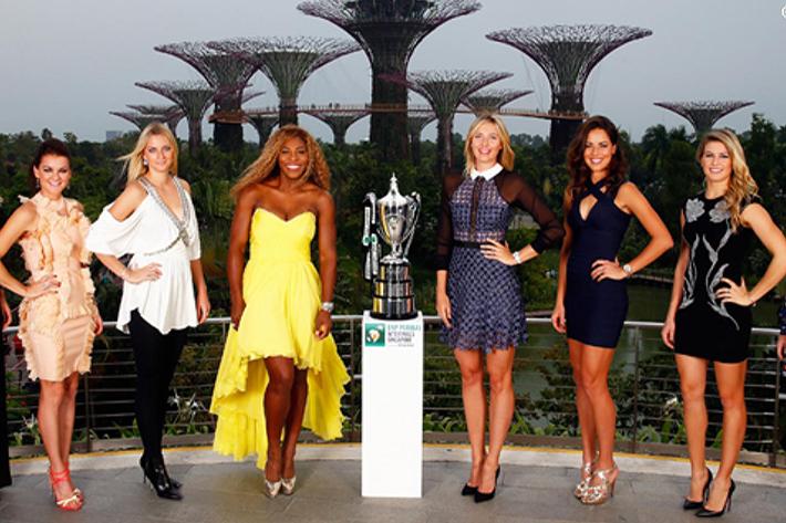 WTA Tennis Singapore