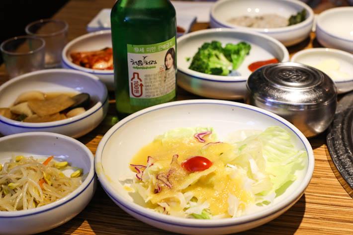 Wang Bi Jip Banchan