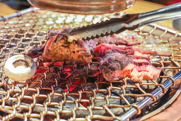 Wang Bi Jip Beef