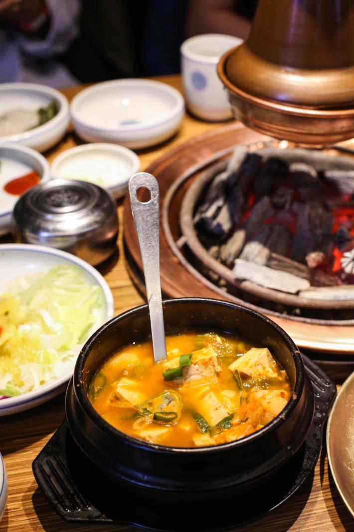 Wang Bi Jip Soybean Paste Stew