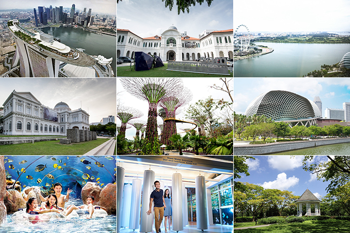 Wheelchair-Friendly Attractions Singapore