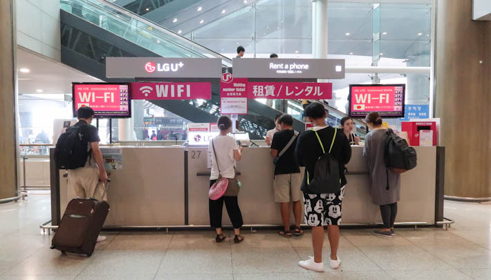 Wifi Booth