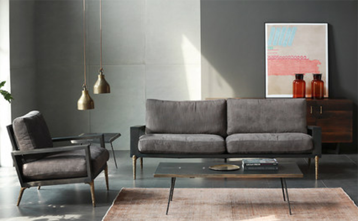 18 Minimalist Living Room Sofa
