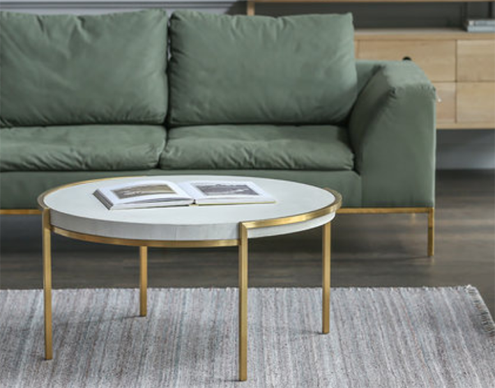19 Simple White Coffee Table