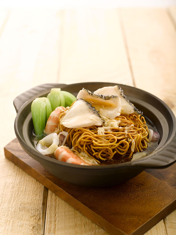 A-One Claypot Seafood Noodle