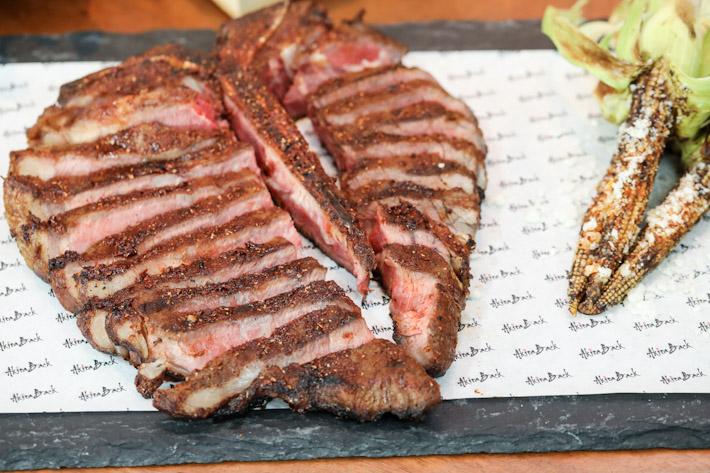 Akira Back Steak Porterhouse