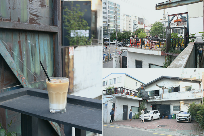 Anthracite Coffee Roasters Seoul