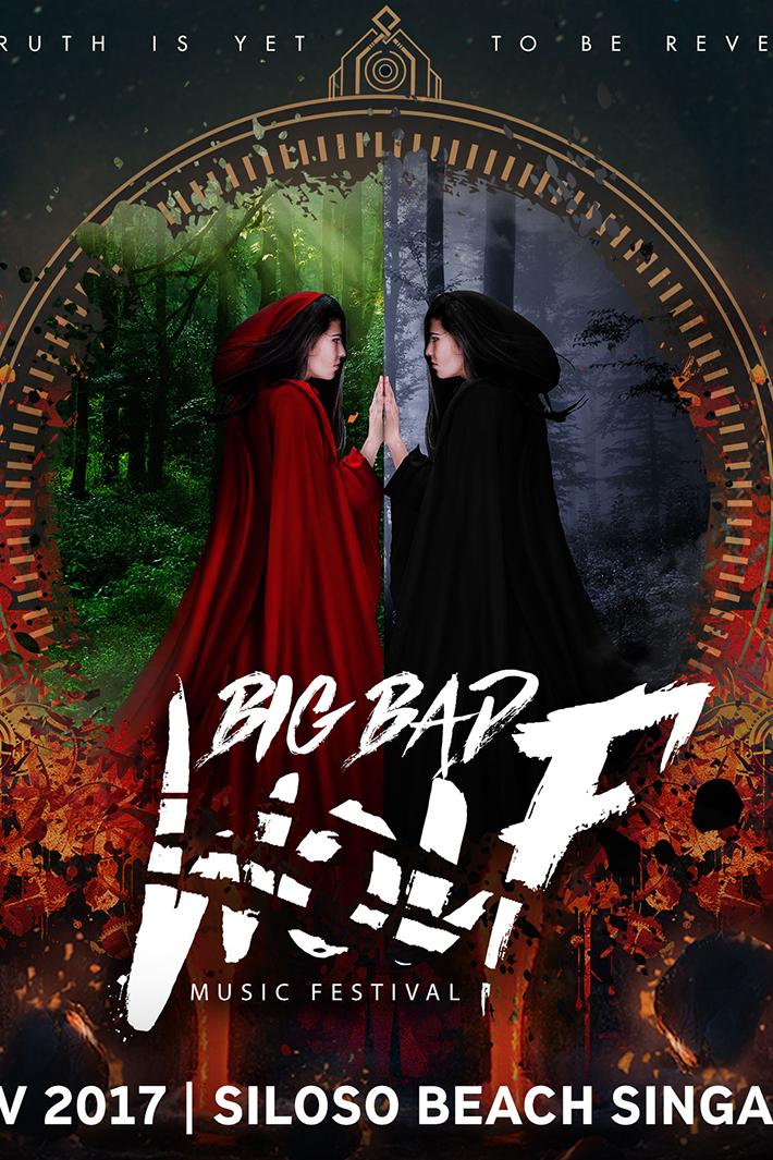 Big Bad Wolf Halloween Music Festival