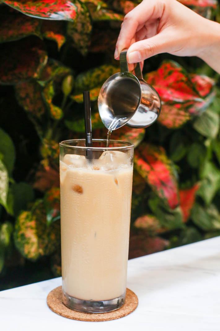 Daegweol Cafe Latte