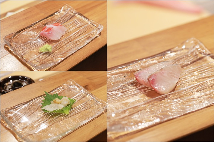 Fat Cow Sashimi