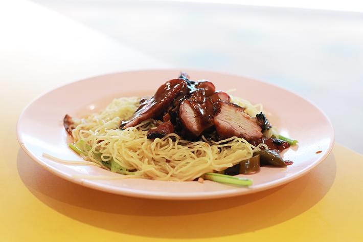Fatty Cheong Wanton Mee 2