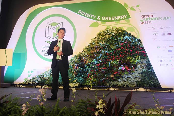 GreenUrbanScape Asia