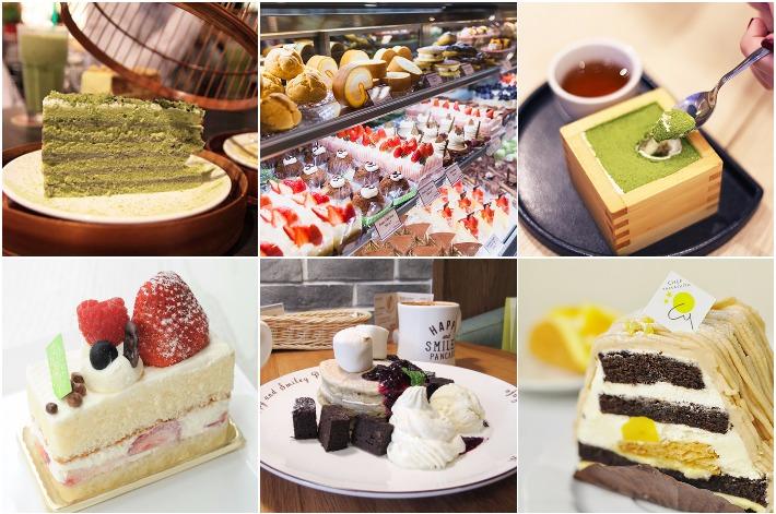 Japanese Dessert Cafes Singapore
