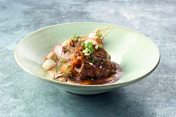 Jiakpalang Braised Beef Cheek