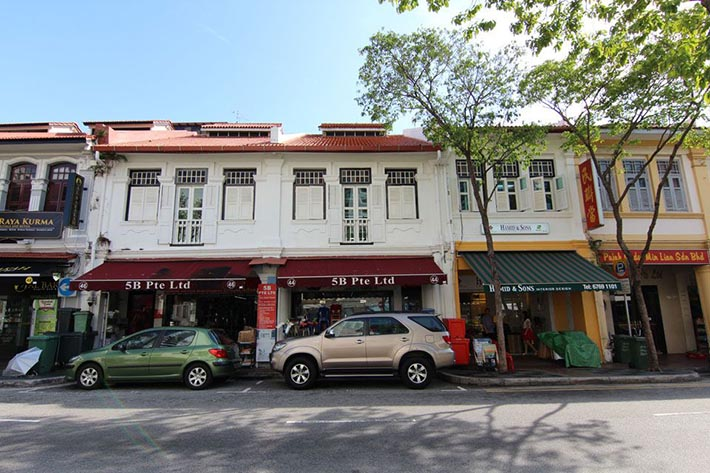 Joo Chiat Road