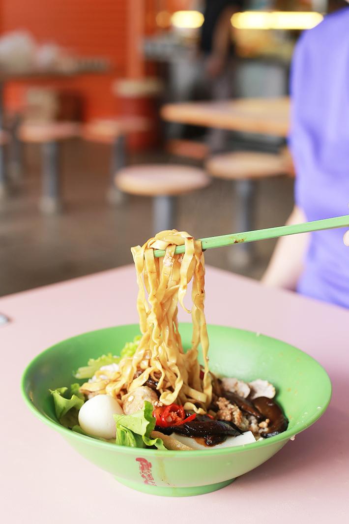 Lian Kee Minced Meat Noodles 2