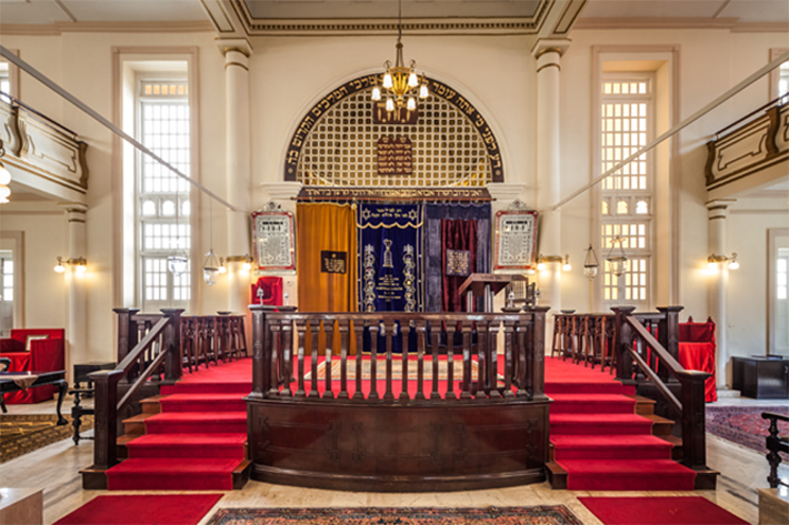 Maghain Aboth Synagogue