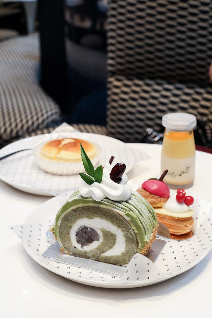 Passion 5 Dessert